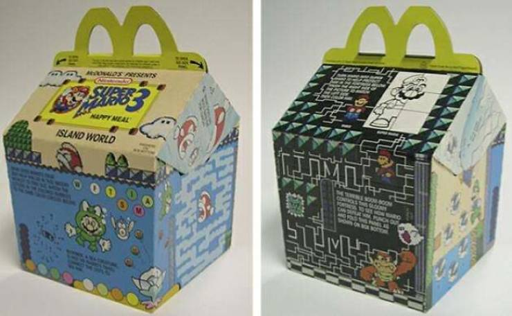 Do You Remember McDonald's Of The Past?