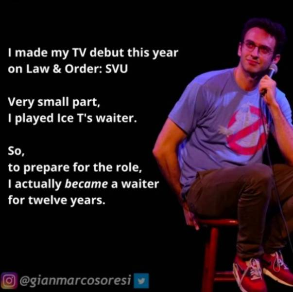 Some Actually Good Stand-Up Comedy