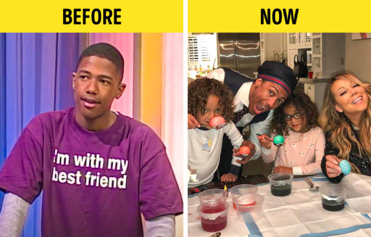 Teen Celebs From Our Youth Who Are Grown-Up Parents Now