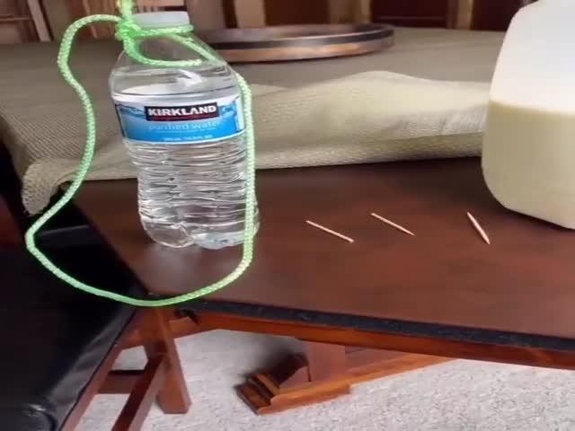 Physics = Magic
