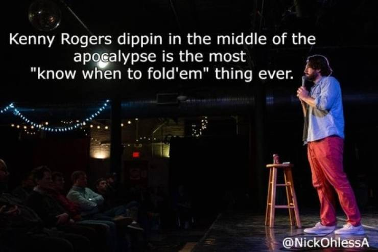 Stand-Up Comedy Can't Be This Good!