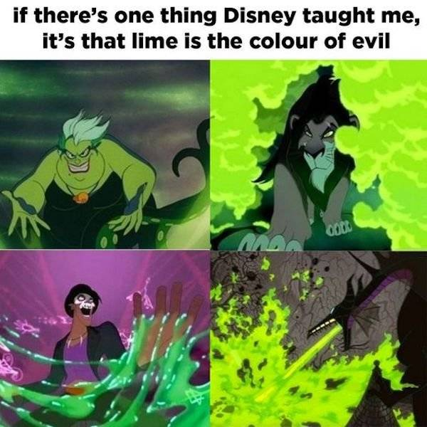 Take A Nostalgic Trip With These Disney Memes