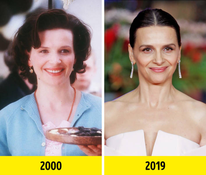 Famous Actors And Actresses Back In Their Prime