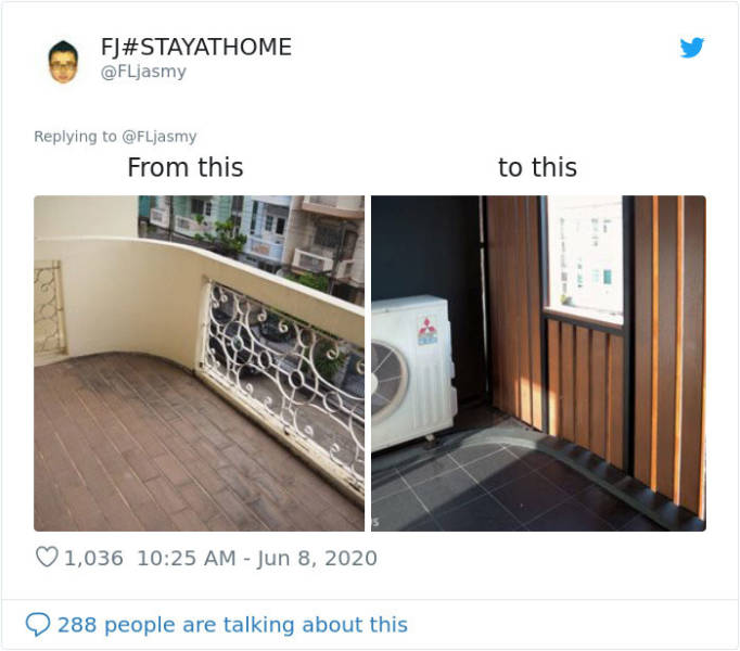 Now That's A DIY Home Renovation!