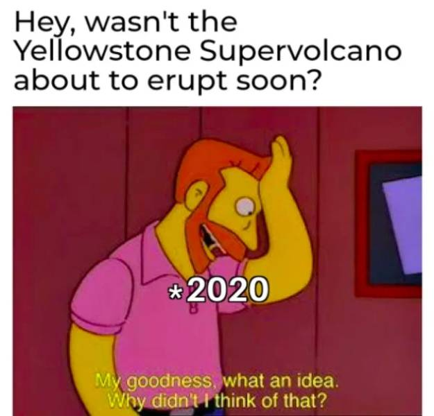 These Memes Are So 2020…