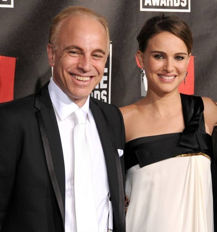 Famous Actresses Together With Their No-Less-Awesome Fathers