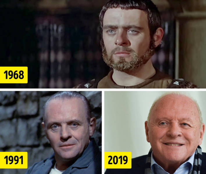 How Movie Villains Looked Back When They Were Young