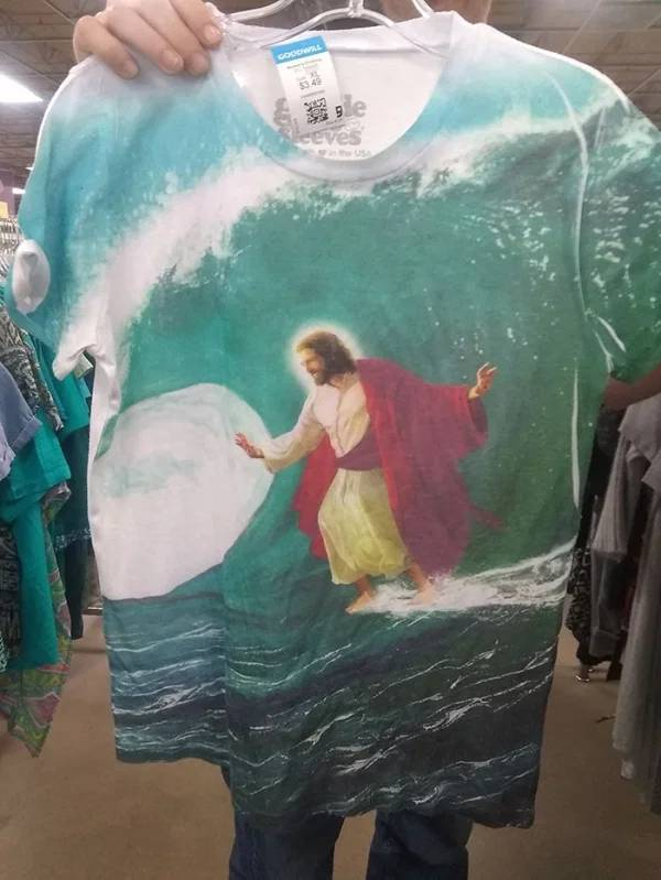 It's Thrift Shops, What Did You Expect?