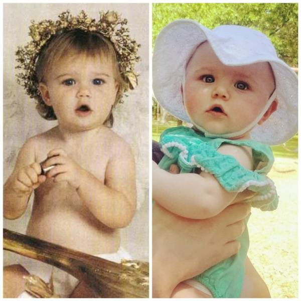 These Children Are Just Copied From Their Parents!