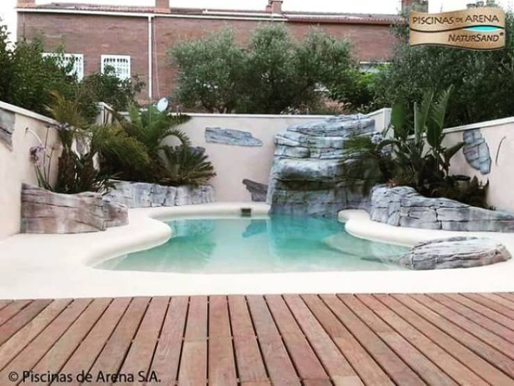 Want A Sand Pool In Your Yard?