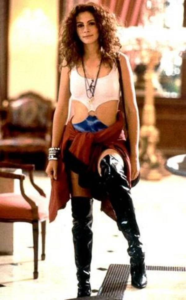 You Still Remember These Movie Outfits…