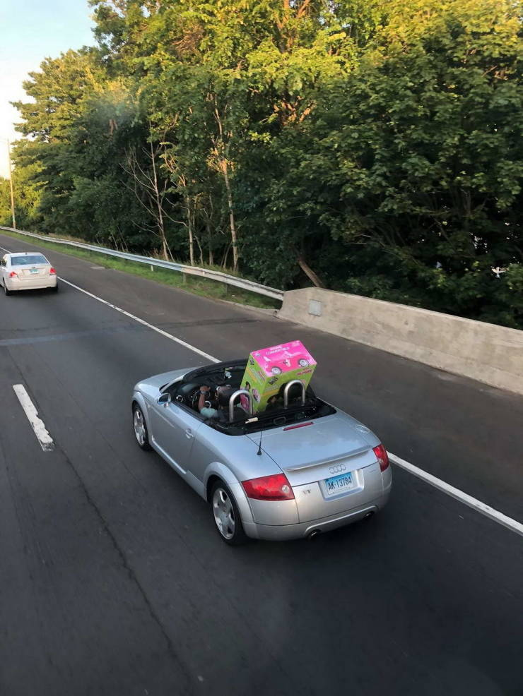 Add Some Humor To Your Ride?