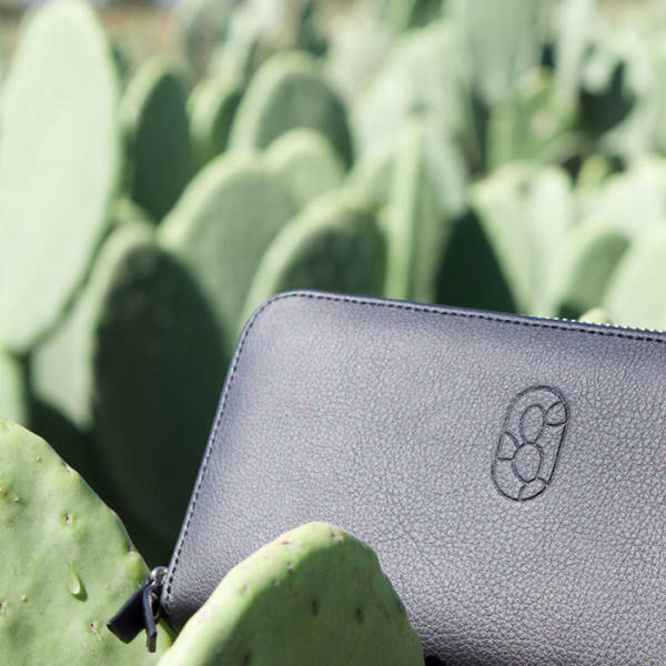 Guys Found A Way To Replace Leather With… Cactus Leather