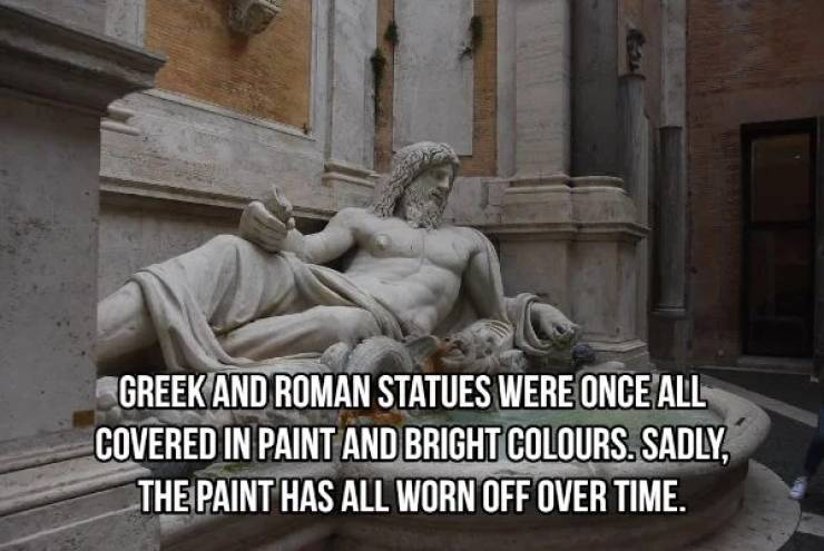Historical Facts Never Disappoint!