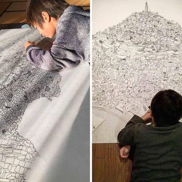 These Kids Definitely Don't Lack Creativity!