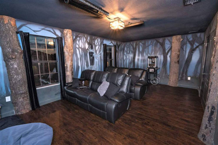 """Florida Has A Huge """"Harry Potter""""-Themed House"""