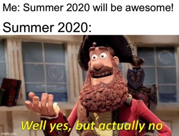 Summer 2020 Memes Are A Special Kind Of Hot…