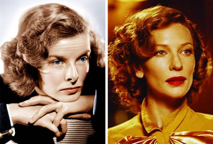 Actors And Actresses Who Attempted To Play Other Actors From The Past