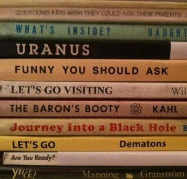 Librarians Have A Very Special Kind Of Humor