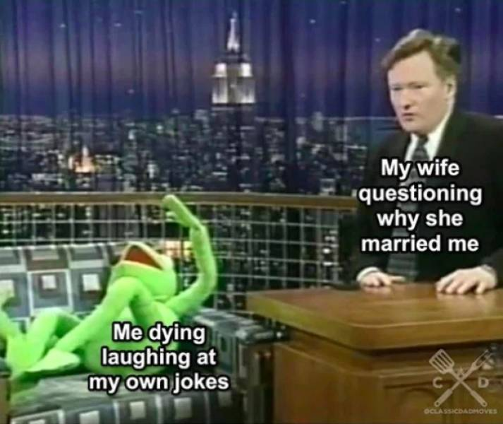 Married Men Know This All Too Well…