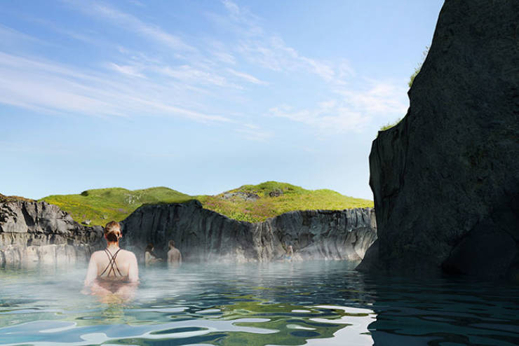 2021 Is Going To Bring Us This Geothermal Lagoon In Iceland, Along With Its Astonishing Views