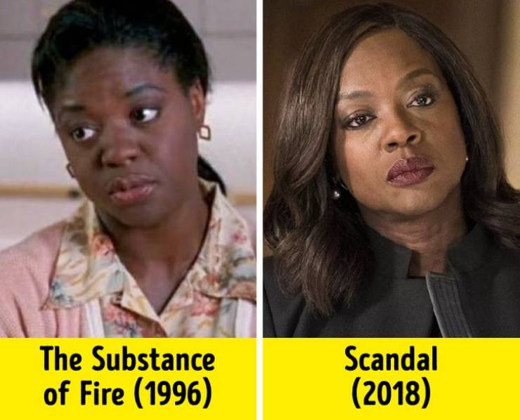 Celebs In The Beginning Of Their Career And Now