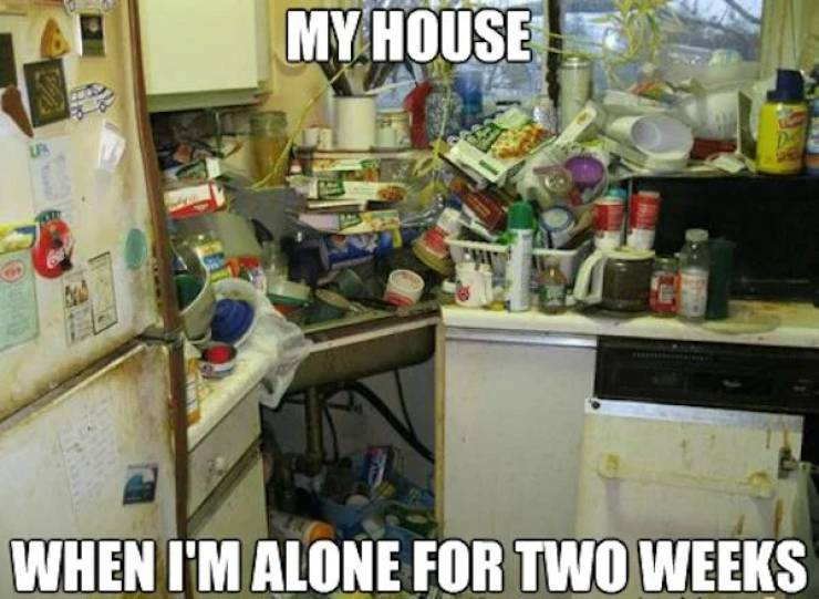 Such A Mess…
