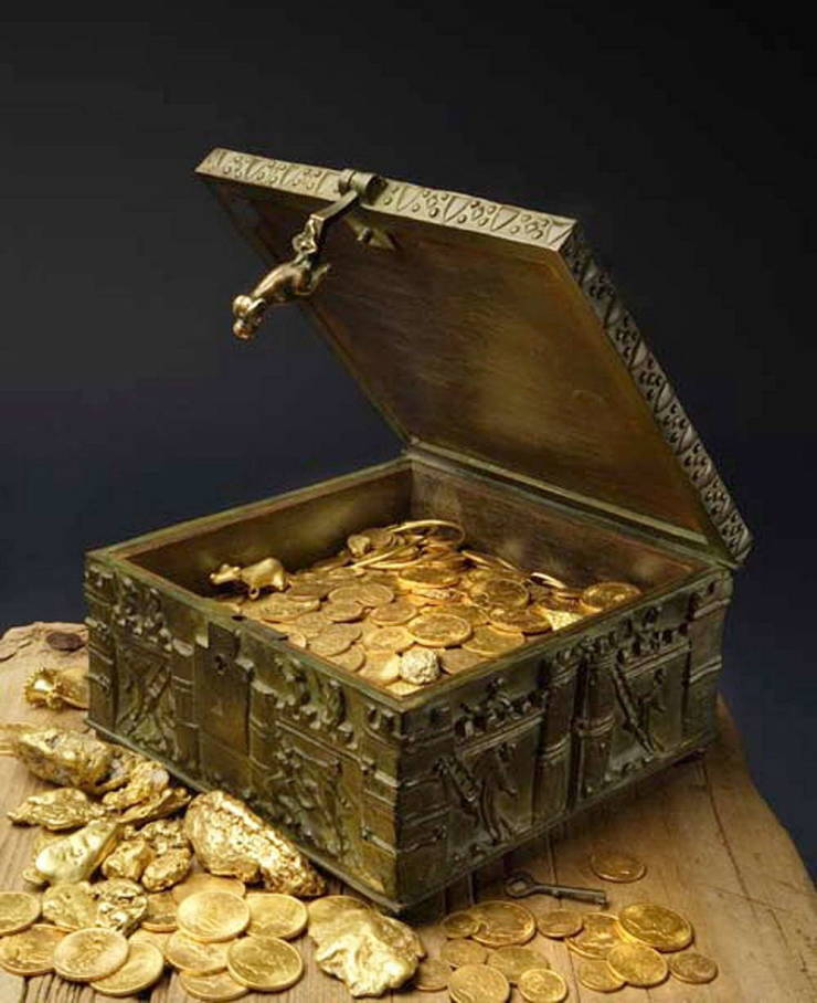 $1 Million Dollar Treasure Is Finally Found After A 10-Year Hunt That Killed Five People