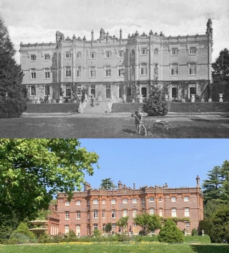 Impressive Comparisons Of Places Then Vs. Now