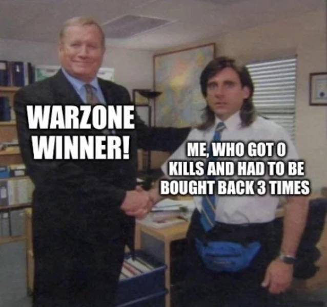 "Try To Not Get Shot By These ""Call Of Duty: Warzone"" Memes"