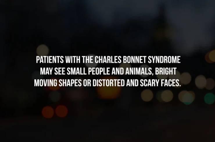 Woah, Facts, Don't Be So Creepy!