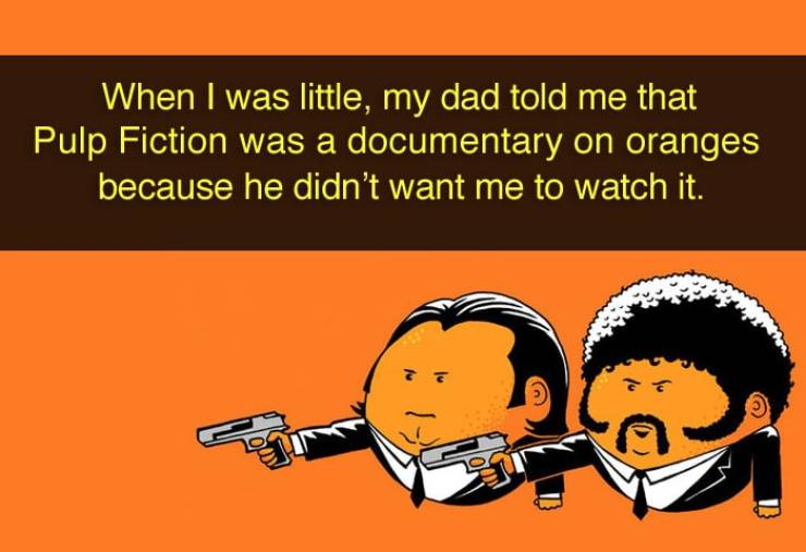 Parents Lie All The Time!
