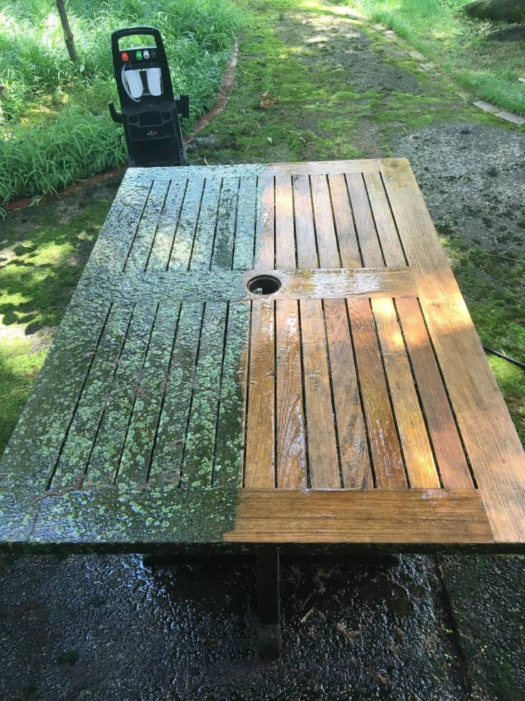Power Washing Is So Extremely Satisfying!