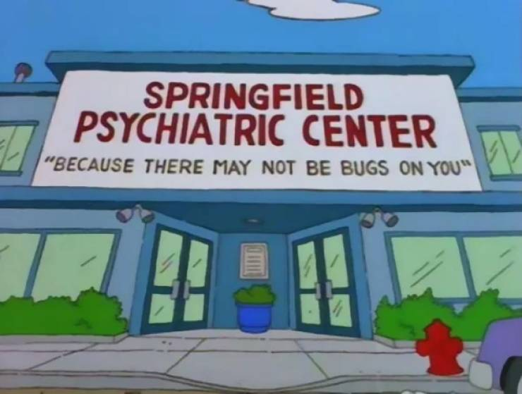 """The Simpsons"" Signs Are The Best Signs"