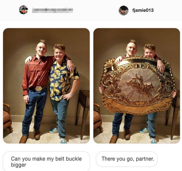 James Fridman Never Stops Trolling With His Photoshops