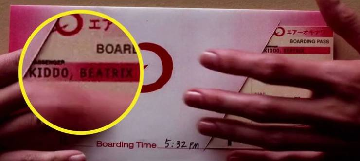 Small Details And Hints Writers Left For Us In Famous Movies
