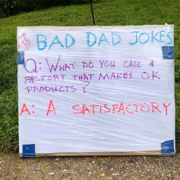 This Guy Collects THE WORST Dad Jokes Out There