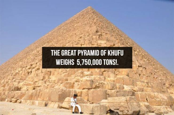 Alien-Sponsored Facts About The Pyramids Of Egypt