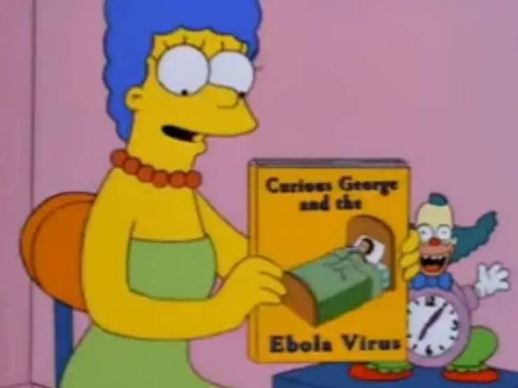 """The Simpsons"" Were Created By Oracles!"