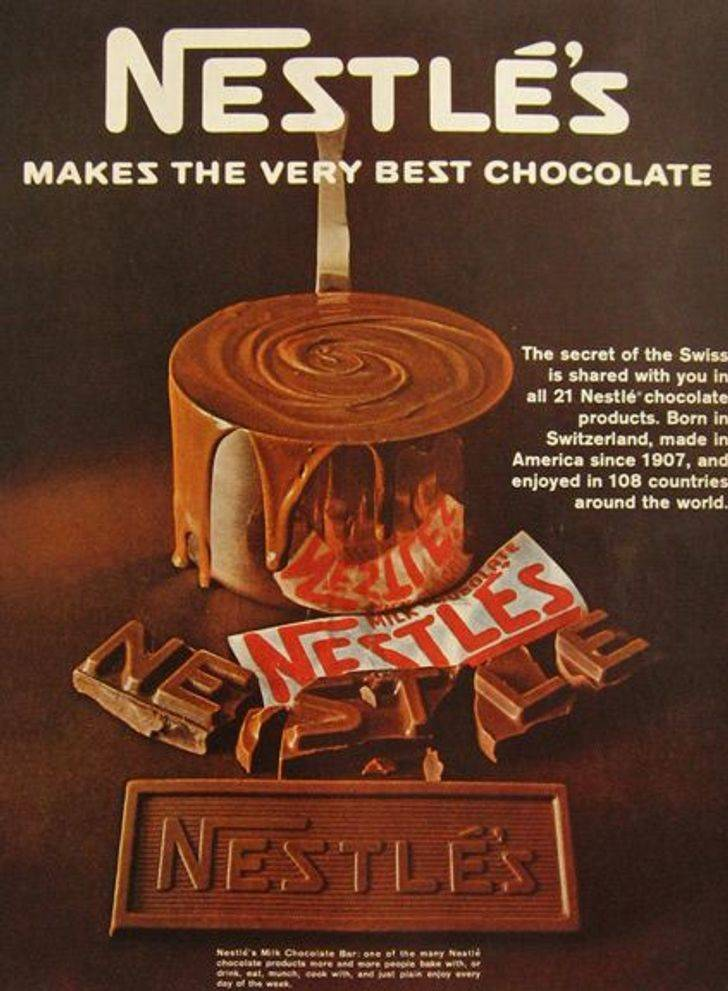 These Vintage Brand Ads Are Like A Time Machine!