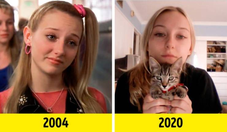 "Actors And Actresses From ""13 Going on 30"" After All These Years"