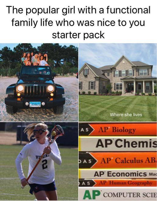 Starter Pack For Your Starter Pack