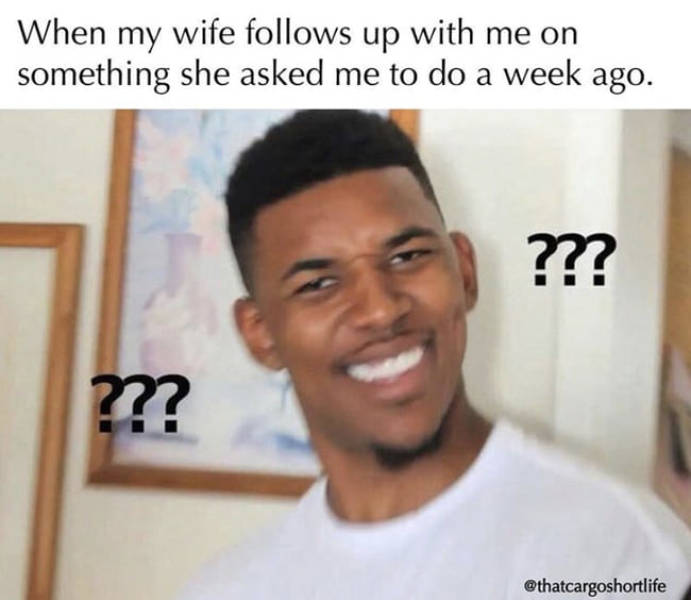 Those Marriage Memes Are Still Bickering Over Something…
