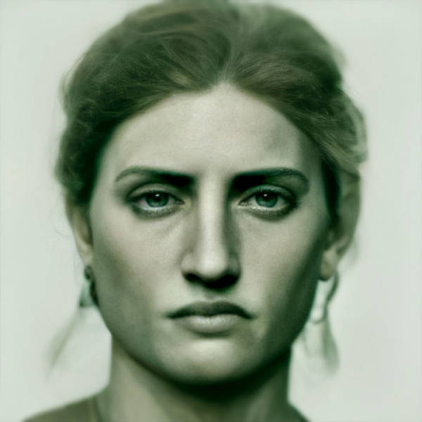 Digital Artist Restores Appearances Of Historical Figures From Different Eras