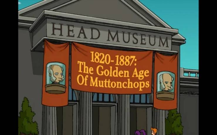 Some Of Futurama's Funniest Signs And Posters