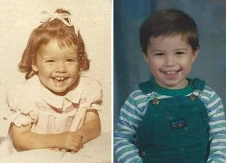 These Kids Look Exactly Like Their Parents!