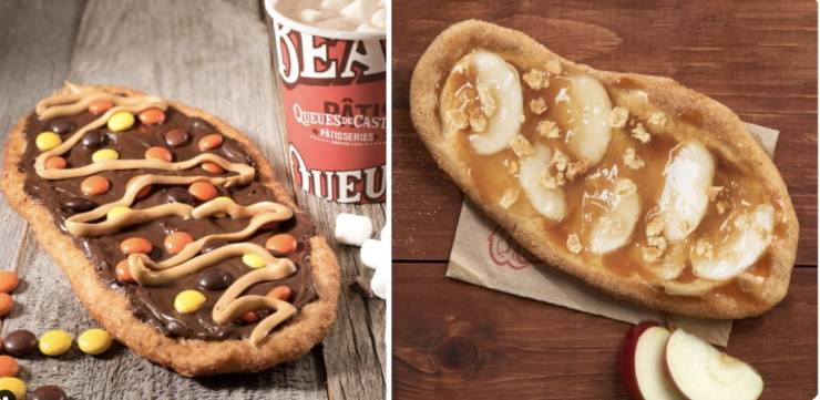 Canadians Have Some Very Tasty-Looking Foods!