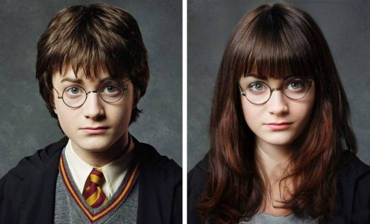 Movie And TV Show Characters Who Are Still Very Much Recognizable After A Gender Swap Filter