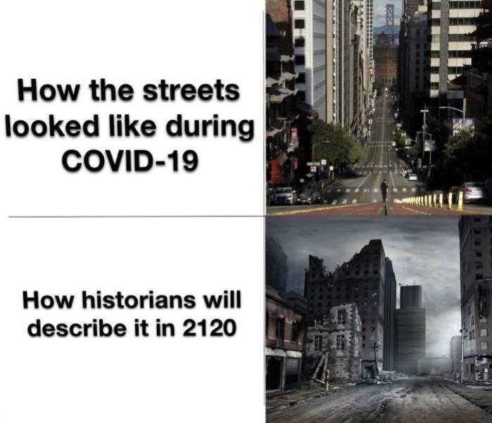 Don't Get Sick Of These Coronavirus Memes