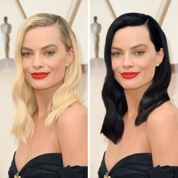 How Celebs Would Look With Different Hairstyles